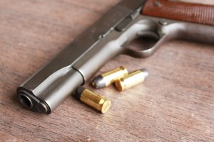 1911 45ACP pistol