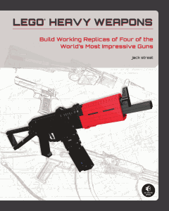 LEGO Heavy Weapons Cover