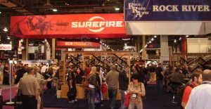 2012 SHOT Show Crowd