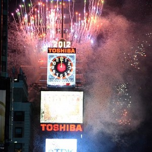 NYE Times Square by Replytojain