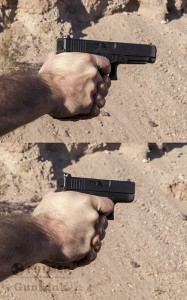 The New Glock Pistols