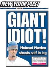 NY Post Plaxico