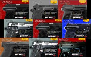 TechnaClip Variety