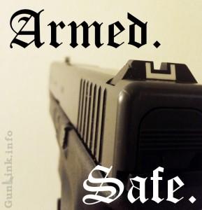 Armed. Safe.