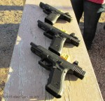 Glock MOS Lineup