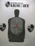 Glock 43 target
