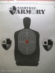Massad Ayoob G43 Target