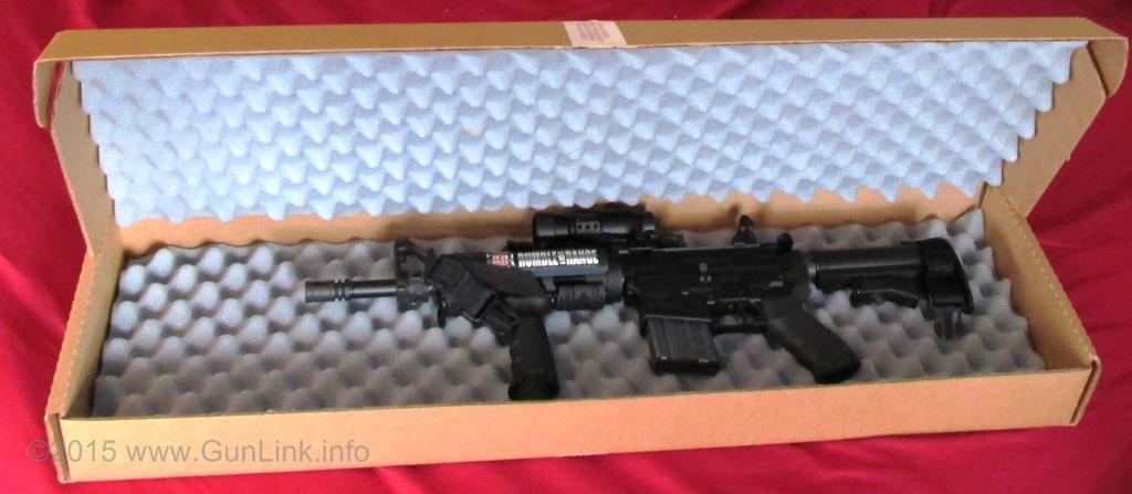 Shipping a Rifle