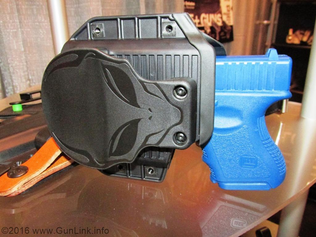 Alien Gear Rolls Out New Cloak Mod OWB Paddle Holster