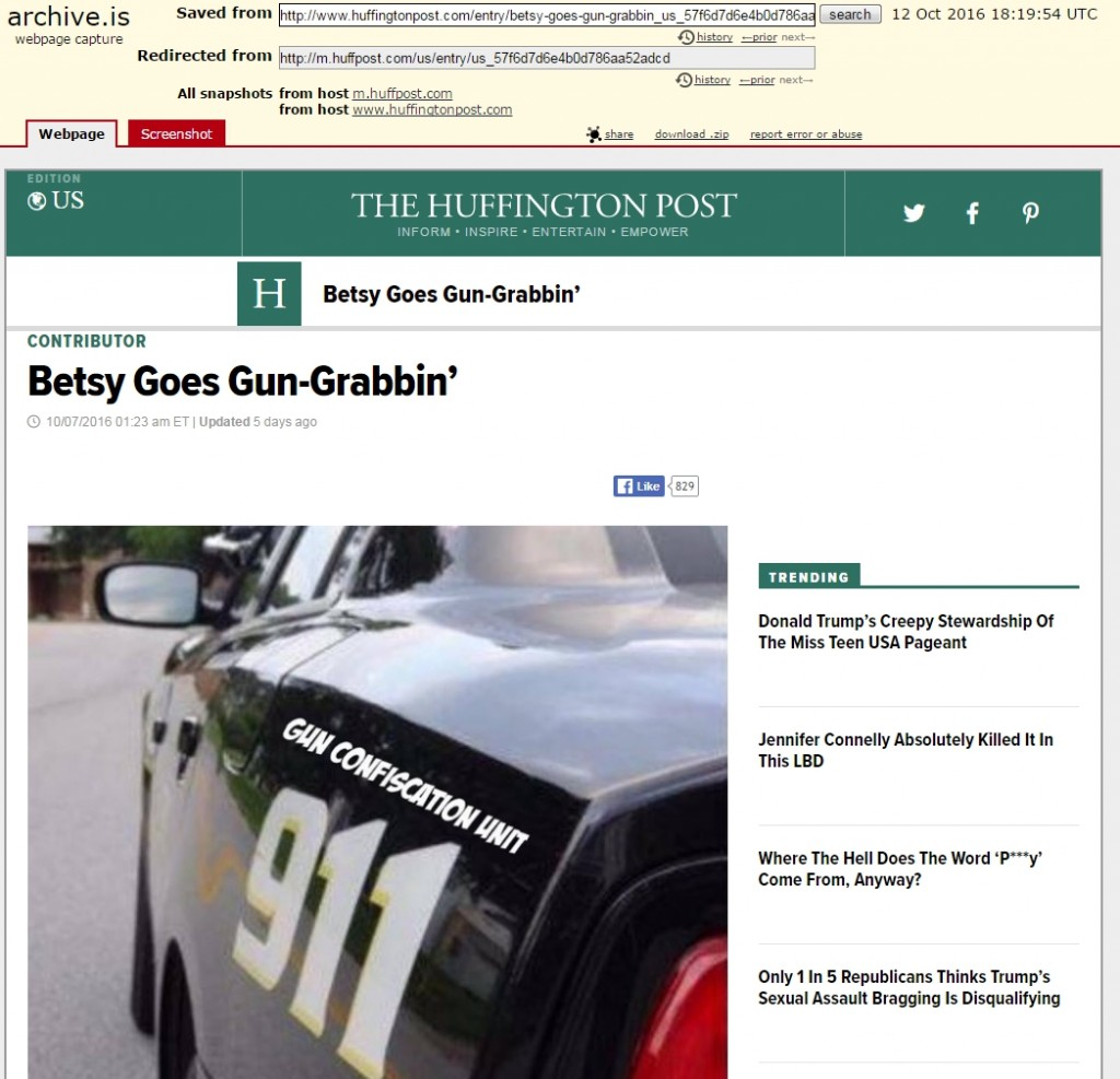 huffpoguntheftarchive